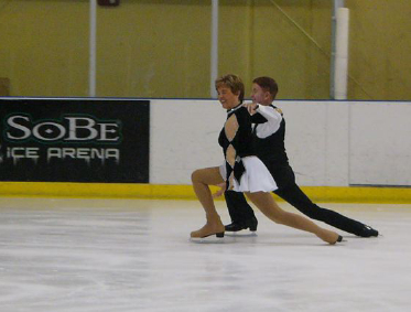 Dance Ice Skating